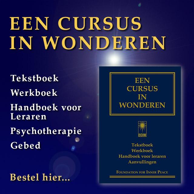 Een Cursus in Wonderen - Bestel Boek ISBN: 9789020211641